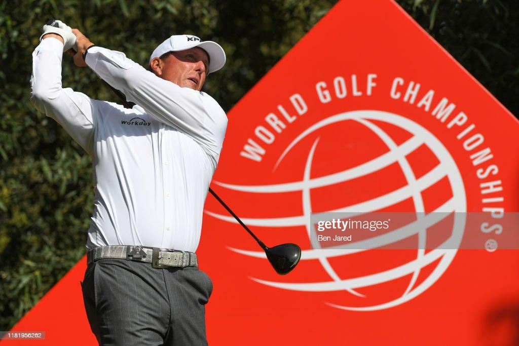 World Golf Championships-HSBC Champions at Sheshan International Golf Club - Round Two : News Photo