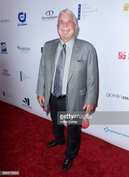 Phil Oates attends the 17th Annual Harold Carole Pump Foundation Gala at The Beverly Hilton Hotel on August 11 2017 in Beverly Hills California