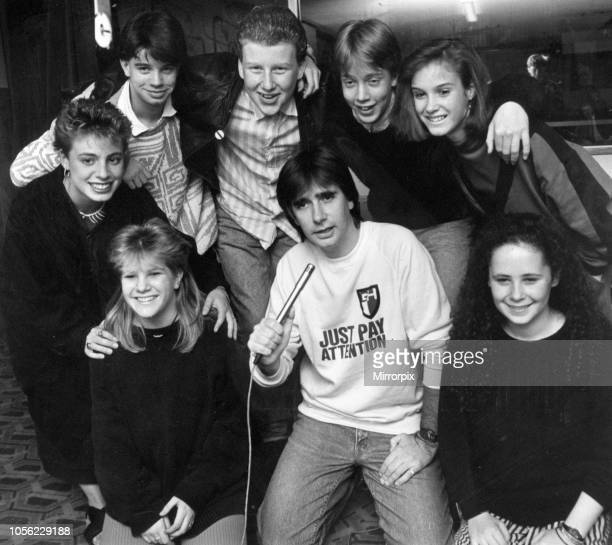 Phil Redmond, television producer and screenwriter known for creating several popular television series such as Grange Hill , Brookside and Hollyoaks...