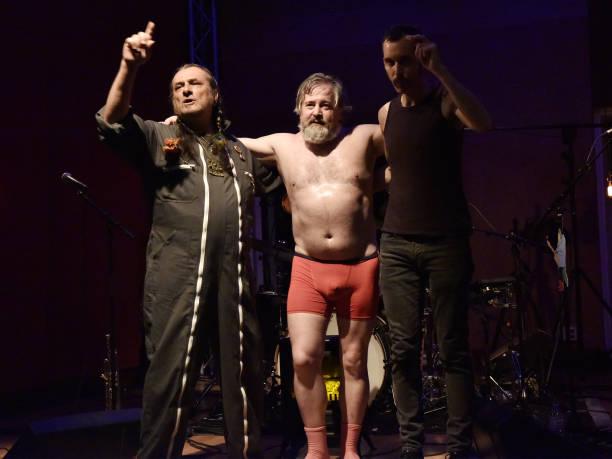 FRA: Zarboth Band Concert At Studio Sextan Malakoff