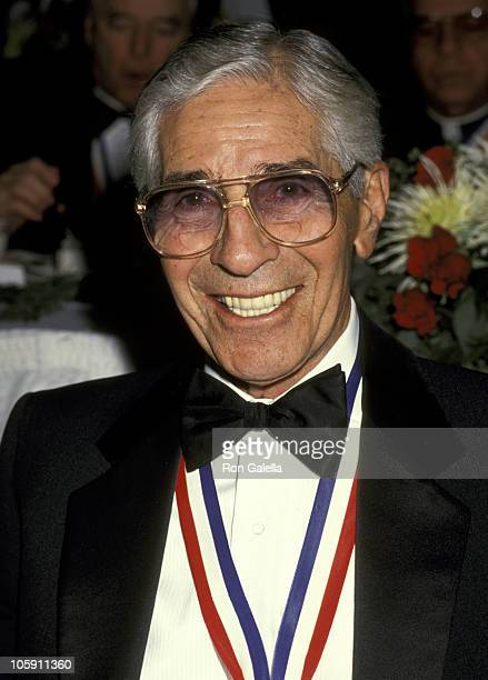 Phil Rizzuto during Ellis Island Medals of Honor Awards December 9 1990 at Waldorf Astoria Hotel in New York City New York United States