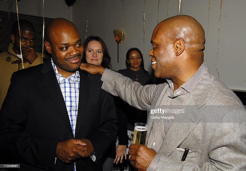 Phil Robinson's Birthday Party - November 30, 2006