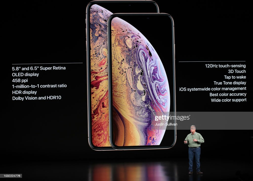 Apple Debuts Latest Products : News Photo