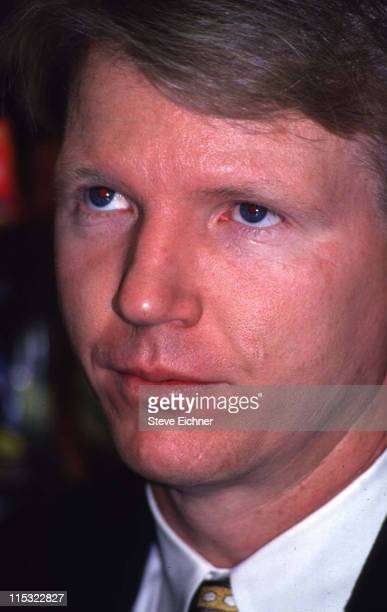 Phil Simms Former Quarterback of the New York Giants Football