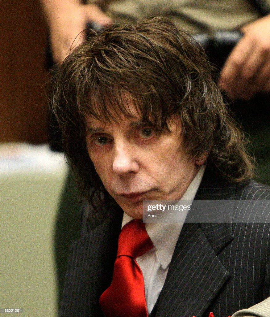Phil Spector Is Sentenced For  Second-Degree Murder