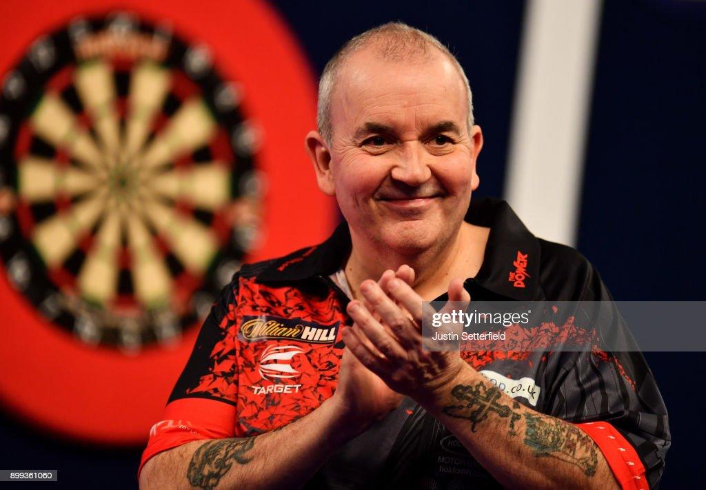 2018 William Hill PDC World Darts Championships - Day Twelve
