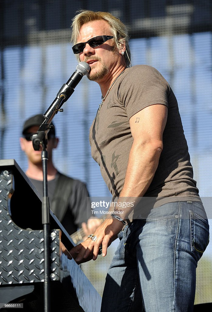 Phil Vassar performs as part of the Stagecoach Music Festival at the Empire Polo Fields on April 24, 2010 in Indio, California.