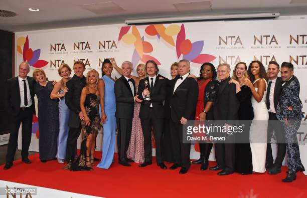 Phil Vickery Deidre Sanders Alice Beer Nik Speakman Eva Speakman Zoe Williams Phillip Schofield Holly Willoughby guest Ruth Langsford Eamonn Holmes...