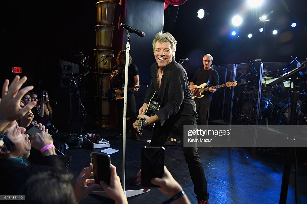 SiriusXM Presents Bon Jovi Live At The Faena Theater In Miami During Art Basel; Private Concert Airs Live On SiriusXM's Bon Jovi Radio