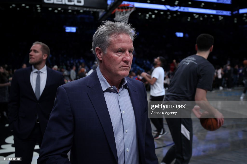 Philadelphia 76ers vs Brooklyn Nets: NBA : News Photo