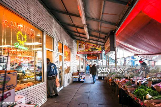 Philadelphia - 9th Street italienischen Markt