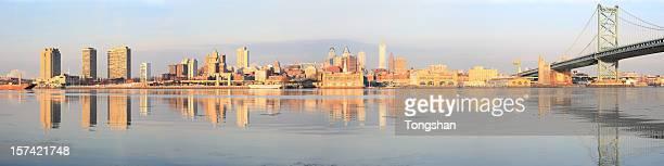 Philadelphia at Sunrise