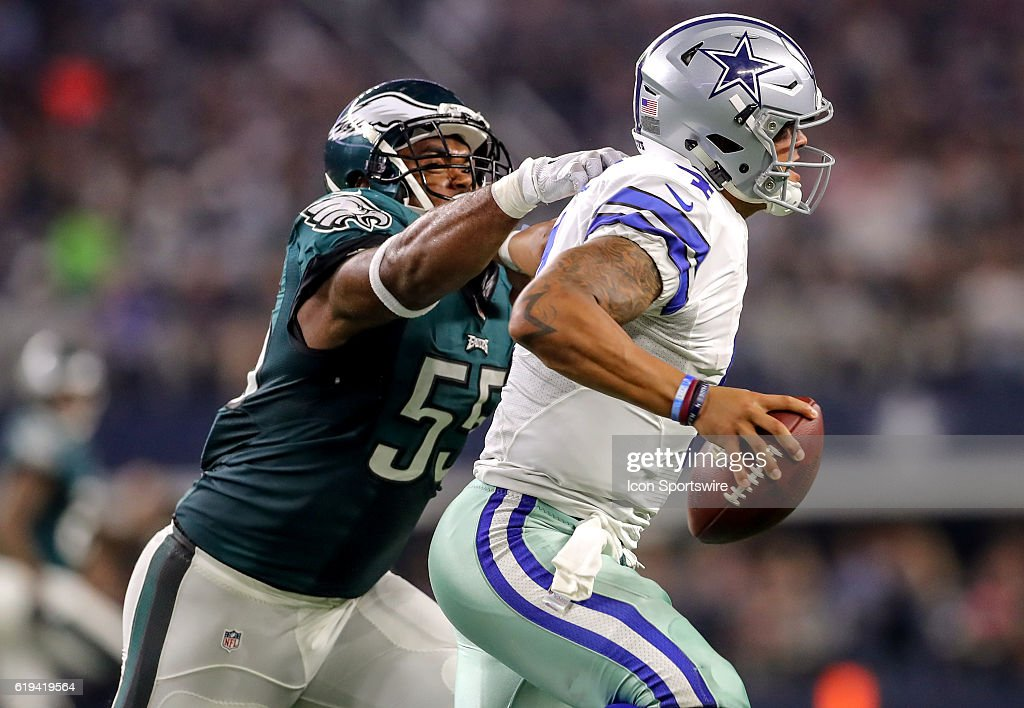 NFL: OCT 30 Eagles at Cowboys Pictures | Getty Images