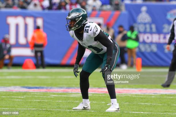 Philadelphia Eagles cornerback Patrick Robinson during the National Football League game between the New York Giants and the Philadelphia Eagles on...