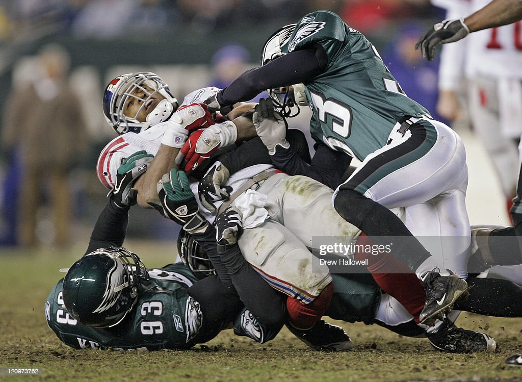 New York Giants vs Philadelphia Eagles - December 11, 2005