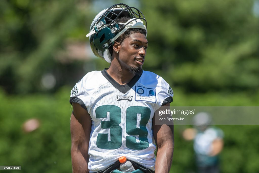 NFL: JUN 12 Eagles Minicamp : News Photo