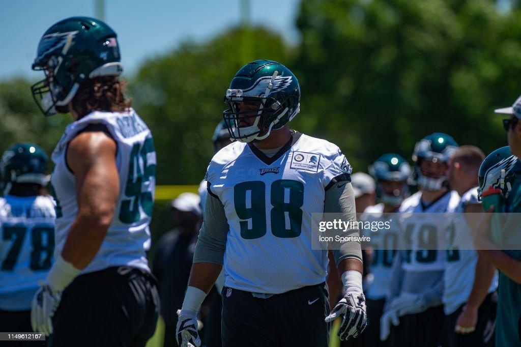 NFL: JUN 11 Philadelphia Eagles Minicamp : News Photo