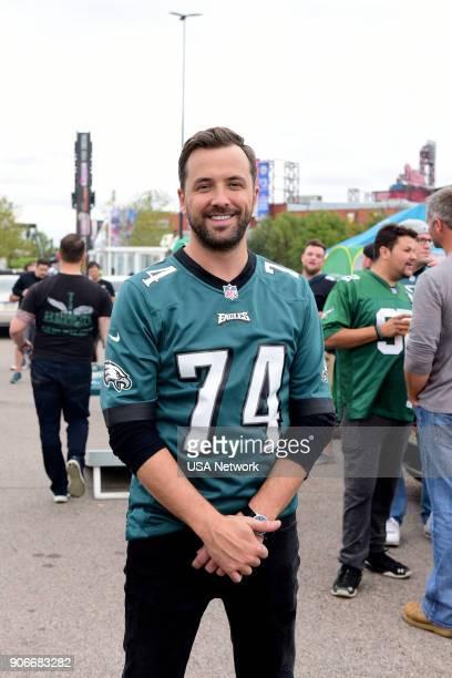 FANATIC 'Philadelphia Eagles' Episode 106 Pictured Darren McMullen