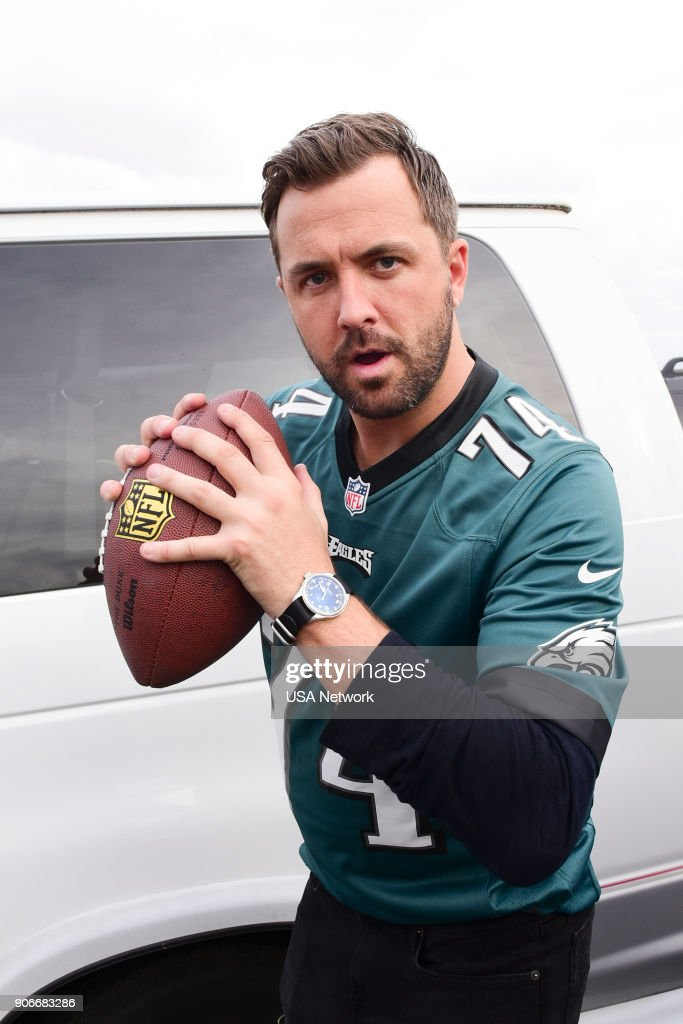 FANATIC -- 'Philadelphia Eagles' Episode 106 -- Pictured: Darren McMullen --