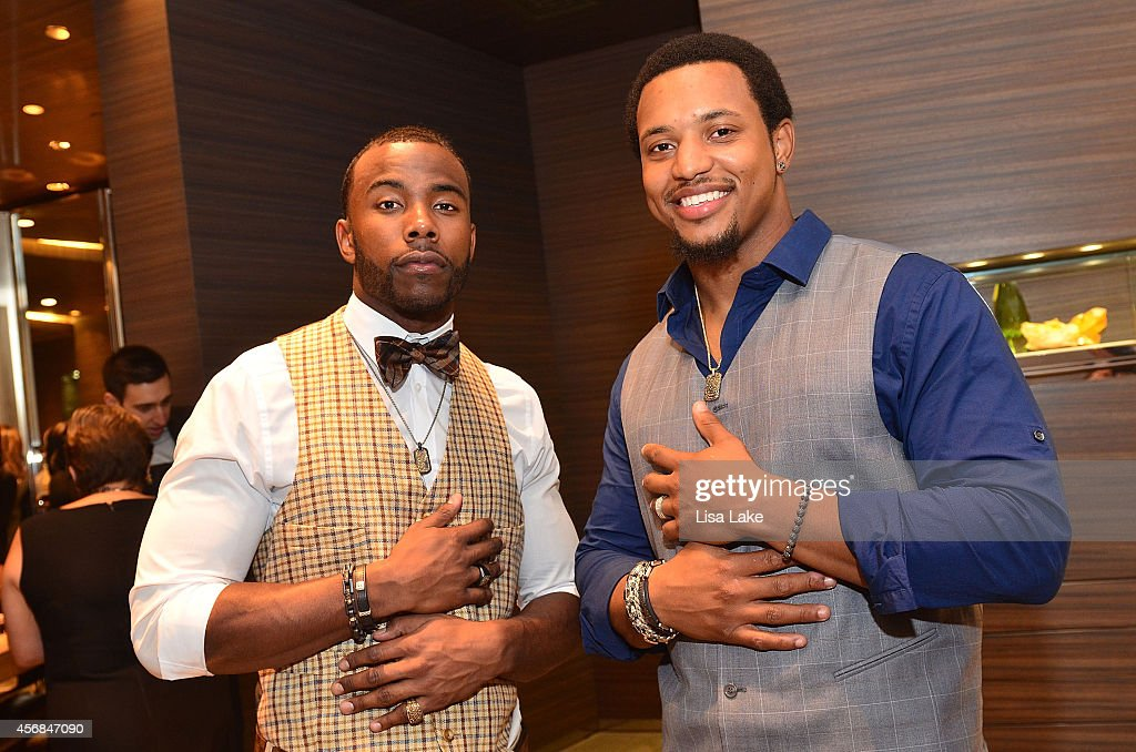 David Yurman With Earl Wolff And Nagee Goode Host An In-Store Event To Celebrate The Men's Forged Carbon Collection In King Of Prussia, Pennsylvania