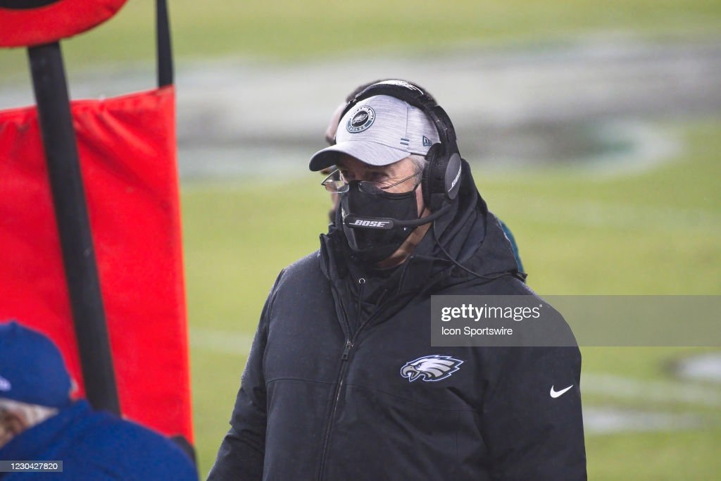 NFL: JAN 03 Washington Football Team at Eagles : News Photo