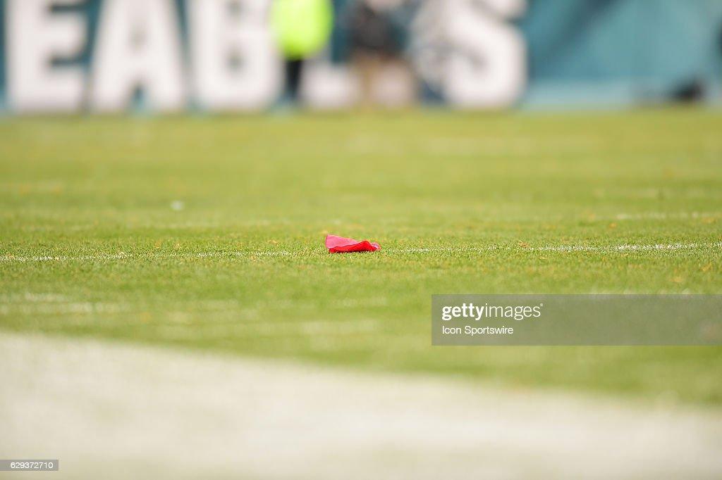 NFL: DEC 11 Redskins at Eagles : News Photo