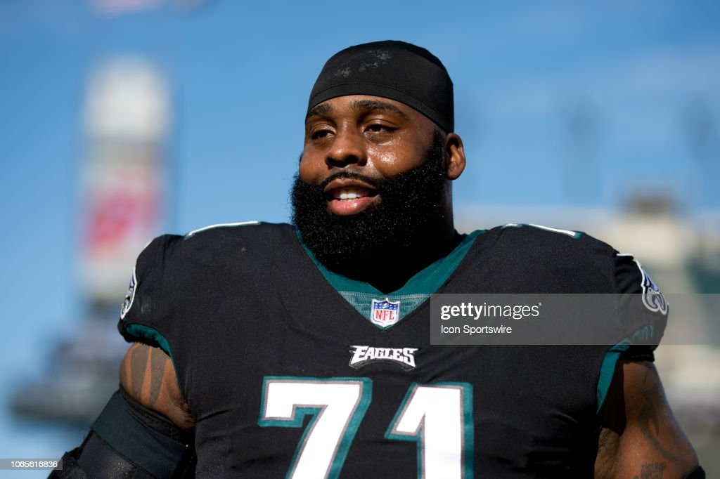 NFL: NOV 25 Giants at Eagles : News Photo