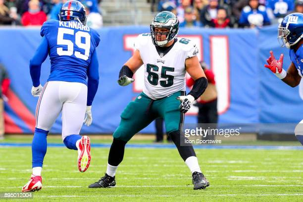 Philadelphia Eagles offensive tackle Lane Johnson during the National Football League game between the New York Giants and the Philadelphia Eagles on...