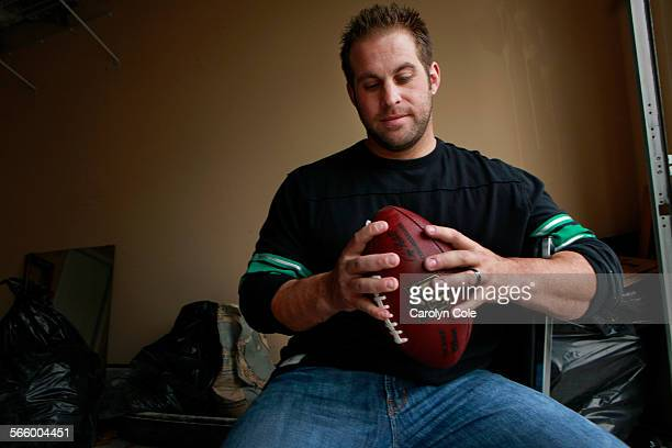 Philadelphia Eagles player Jon Dorenbos lost is mother as a child but has come a long way in dealing with his tragedy He now lives with his new wife...