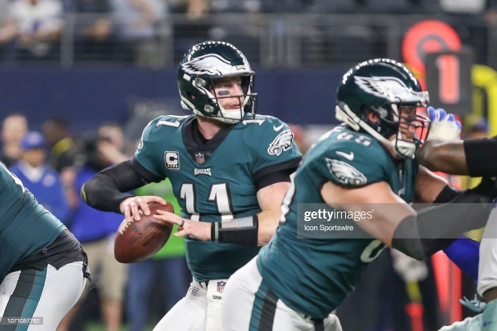 NFL: DEC 09 Eagles at Cowboys : ニュース写真