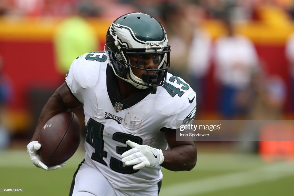 NFL: SEP 17 Eagles at Chiefs : News Photo