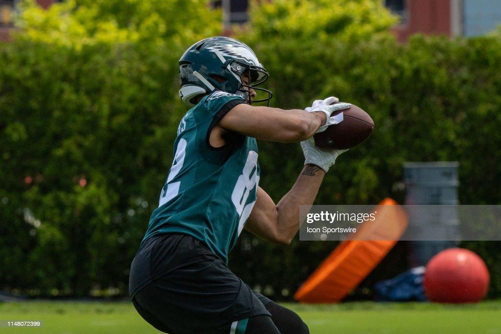 NFL: JUN 03 Philadelphia Eagles OTA : News Photo