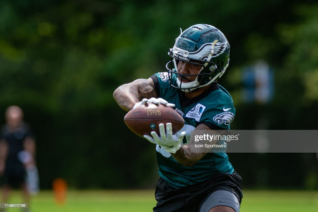 NFL: JUN 03 Philadelphia Eagles OTA : News Photo