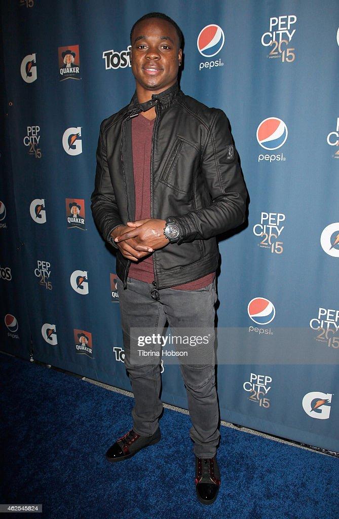 Pepsi Rookie Of The Year Party : Nachrichtenfoto