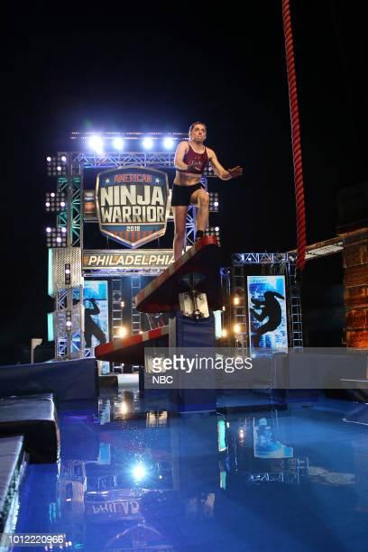 WARRIOR 'Philadelphia Finals' Episode 1011 Pictured Cara Poalillo