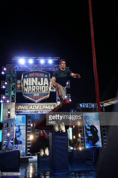 WARRIOR 'Philadelphia Finals' Episode 1011 Pictured Christian Derubeis