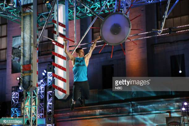 WARRIOR 'Philadelphia Finals' Episode 1011 Pictured David Cavanagh