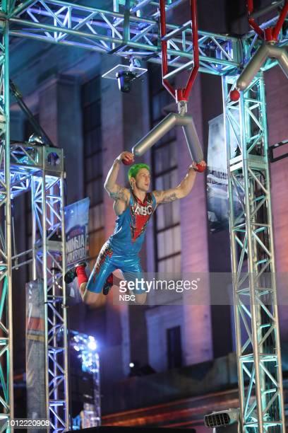 WARRIOR 'Philadelphia Finals' Episode 1011 Pictured Jamie Rahn