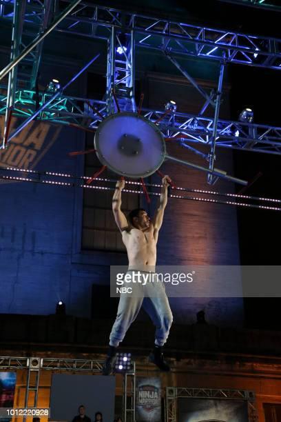 WARRIOR 'Philadelphia Finals' Episode 1011 Pictured Judas Licciardello