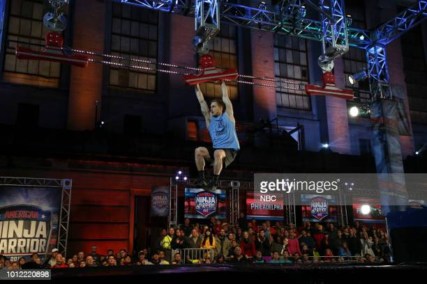 WARRIOR 'Philadelphia Finals' Episode 1011 Pictured Logan Kreglow