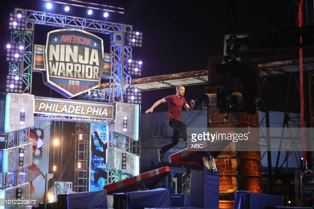 WARRIOR 'Philadelphia Finals' Episode 1011 Pictured Matt Strollo