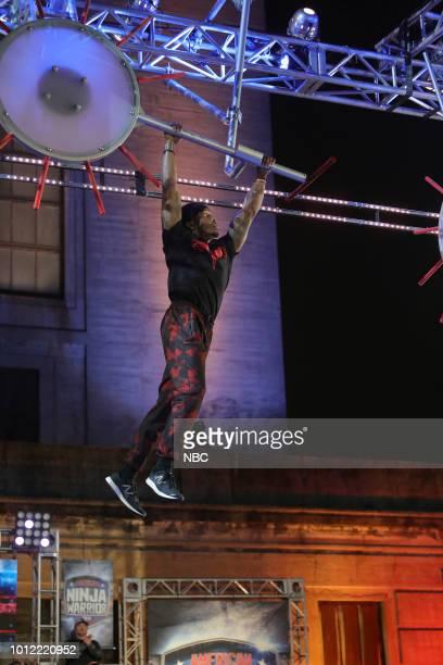 WARRIOR 'Philadelphia Finals' Episode 1011 Pictured Najee Richardson