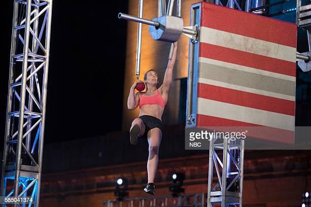 WARRIOR 'Philadelphia Finals' Pictured Allyssa Beird