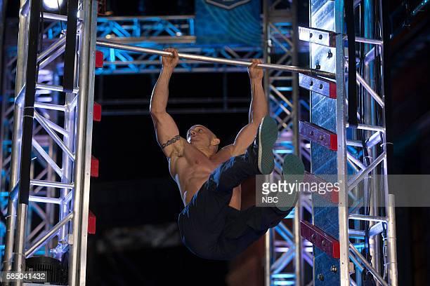 WARRIOR 'Philadelphia Finals' Pictured Carl Fantauzzo