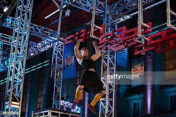 WARRIOR 'Philadelphia Finals' Pictured Mike Bernardo