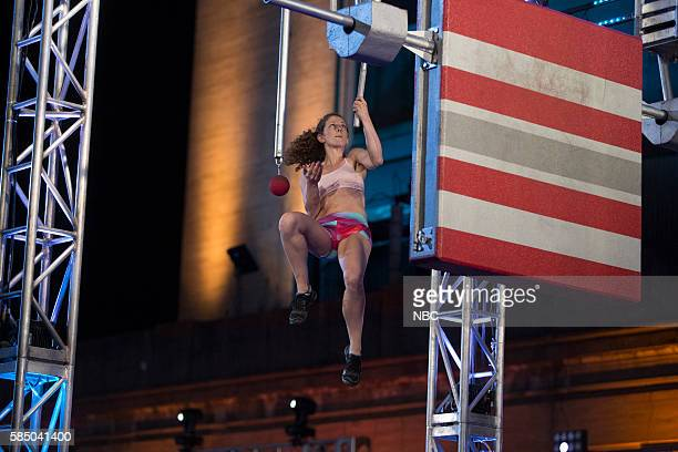 WARRIOR 'Philadelphia Finals' Pictured Rachael Goldstein