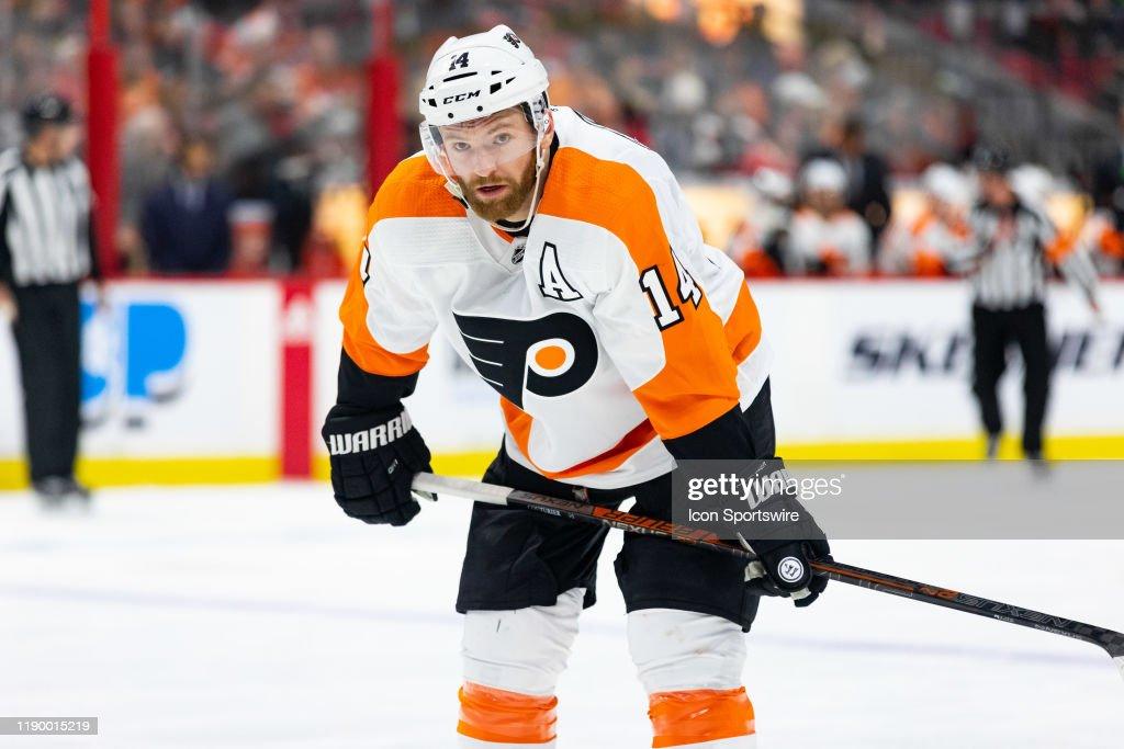 NHL: DEC 21 Flyers at Senators : News Photo