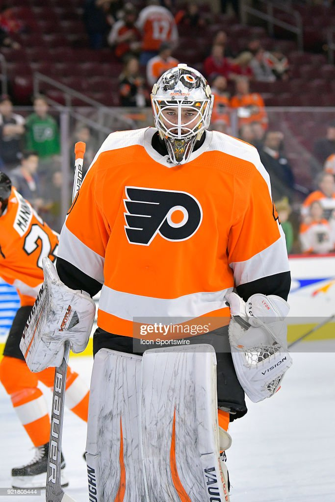NHL: FEB 20 Canadiens at Flyers : News Photo