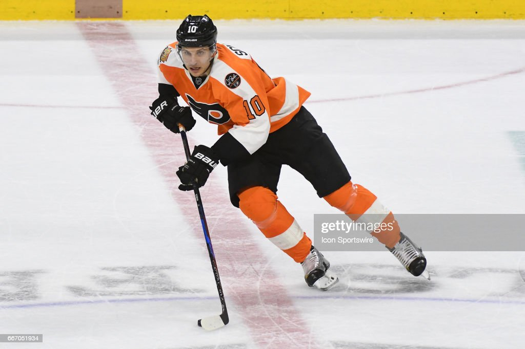 NHL: APR 09 Hurricanes at Flyers : News Photo