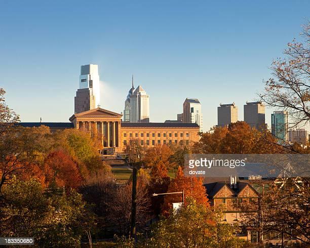 Philadelphia im Herbst